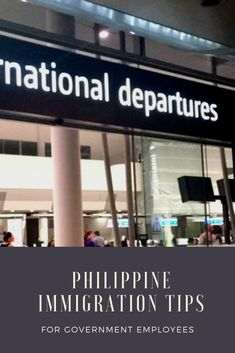 I know you're scared of getting offloaded or not being approved by the IO. So here are the tips on Travel Authority For Government Employees. Manila Philippines, Philippines Travel, Travel Abroad, Travel Tips, Expired Passport, Bound To You, Immigration Officer, Cool Countries, Lifestyle Blog
