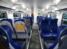 Pregopontocom Tudo: Trenitalia encomenda 70 trens Vivalto double-deck (AnsaldoBreda) para operar linhas regionais ...
