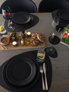 Royal Copenhagen - Family dinner