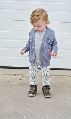little boy leggings