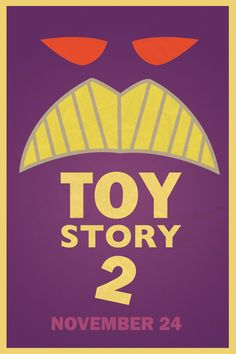 Toy Story 2 by schroederdesign