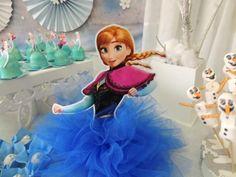 Ideas para fiesta de cumpleaños de Elsa y Anna