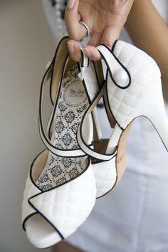 Sapatos de casamento: dos clássicos aos ousados | Clube Noivas