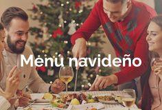 -Rollitos de jamón -Espaguetti Vienes -Bacalao a la Vizcaina -Pavo -Pan de navidad