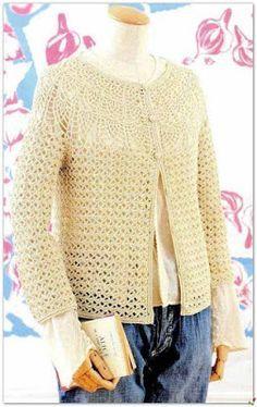 Crochet and arts: cardigan https://crochet200.blogspot.com/2018/07/cardigan.html?m=1