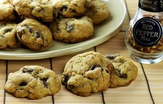 Mexican Chocolate Chip Cookies Recipe on Yummly