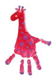 h is for horse #handprintcraft