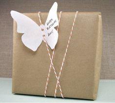 Как упаковать подарок к празднику