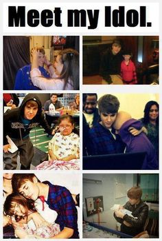 #JustinCares #babe #iloveyou
