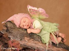 Fairy Baby.So sweet!