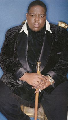 Biggie, Notorious, BIG, - no matter what name you referred to him by -  he was one of the best to do it!!! R.I.P BIG 5/21/72 - 3/9/97
