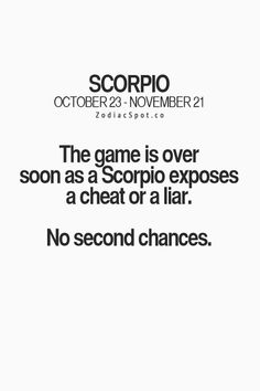 Or you cheated and lied.