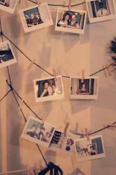 love this idea. polaroids will always remind me of @Meagan Finnegan Shorey :)