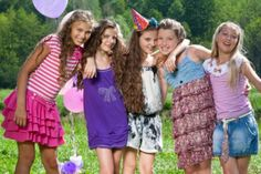 Birthday Party Ideas for a 10-Year-Old Girl