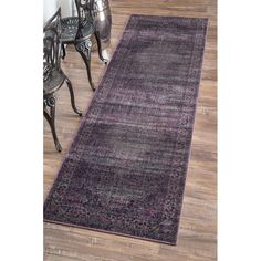 You'll love the Purple Area Rug at Wayfair - Great Deals on all Décor  products with Free Shipping on most stuff, even the big stuff.