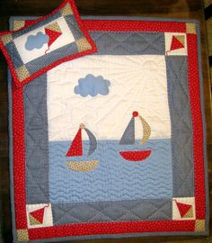 Boats Quilt