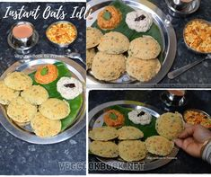 Instant Mix & Make Oats Idli in Instant Pot / Stove top  #vegcookbookbypraveena #vegan #vegetarian #healthy #breakfast #indian #recipe #recipes #oats #idli #southIndian #vegcookbook #praveena #instant #quick #kids #dinner #instantPot #stoveTop #food #foodie #steamed #video