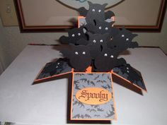 Halloween Card in a Box by bmbfield - Cards and Paper Crafts at Splitcoaststampers