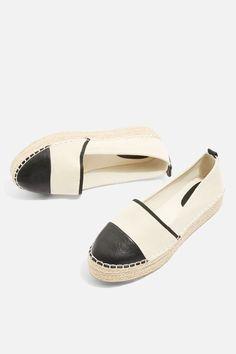 04e8899eca27 Cap Toe Espadrilles - Shoes