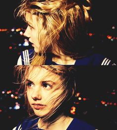 "Hannah Murray [She played Cassie on a show called 'skins' from the UK a while back. One of my all-time favorite characters from any kind of media, she embodies my inner sense of ""wow"" and popularized a phrase I always loved using...]"