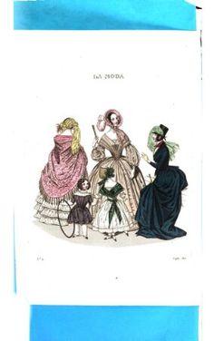 La Moda. Giornale dedicato al bel sesso 18400727 Seite: 4