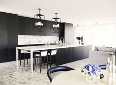 Interior designer Greg Natale shares the 5 most common kitchen design mistakes and how to avoid them. Layout Design, Design Blogs, Design Trends, Design Ideas, 2019 Kitchen Trends, Minimal Kitchen Design, Design Kitchen, Ikea, Australian Interior Design