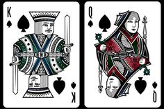 Playing cards can be so regimented in some ways yet they also offer near so many design possibilities. Description from blog.spoongraphics.co.uk. I searched for this on bing.com/images