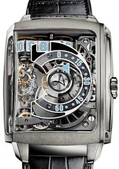 Hautlence HL 2.0 Automatic Skeleton Watch For Rare & Premium