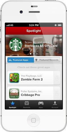 Kiip launches its own app to help you keep track of the rewards that you've earned