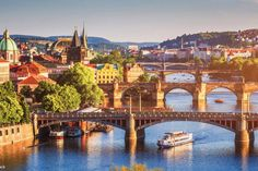 Journey on a tour through Central & Eastern Europe with National Geographic. During your trip you will visit landmarks such as Prague, Budapest & Bran Castle. Charles Bridge, Places To Travel, Travel Destinations, Places To Visit, Travel Tips, Prague Shopping, Yacht Charter Croatia, Istanbul, Affordable Family Vacations