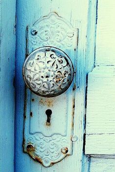 painted rustic prettiness