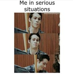 ImageFind images and videos about funny, lol and teen wolf on We Heart It - the app to get lost in what you love. All Meme, Crazy Funny Memes, Really Funny Memes, Stupid Memes, Funny Relatable Memes, Haha Funny, Funny Cute, Funny Texts, Funny Jokes