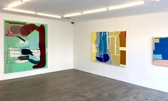 Medrie MacPhee: Flat-out at Tibor de Nagy - Two Coats of Paint