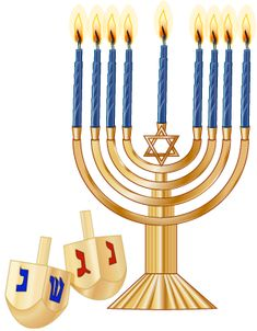 Hanukkah - The Jewish Festival of Lights -- Christmas Customs and Traditions -- whychristmas?com