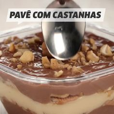 Cashews don't often make their way into desserts but they really should! Easy Sandwich Recipes, Easy Pie Recipes, Cookbook Recipes, Dessert Recipes, Cooking Recipes, Desserts, Food Packaging Design, Yummy Cakes, Trifle Recipe