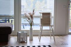 villa Luhta: Helsingin tuliaisia Blinds, Villa, Curtains, Home Decor, Decoration Home, Room Decor, Shades Blinds, Blind, Draping