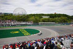 F1カナダGP フリー走行1回目:ルイス・ハミルトンがトップタイム  [F1 / Formula 1]