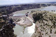 Photo of Guernsey Dam