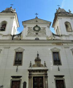 Igreja de Nossa Senhora do Rosário e São Benedito dos Homens Pretos
