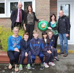 School defibrillator moved outside so as to be available to the wider community. #aed #defibrillator