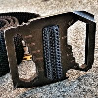 The Kool Tool Belt Is a Belt And Multi-Tool In One | Cool Material