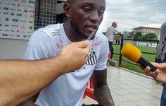Joel topa jogar na ponta para driblar a concorrência de Ricardo Oliveira  http://santosjogafutebolarte.comunidades.net/seu-placar-de-santos-x-mogi-mirim