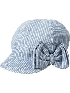 Old Navy | Striped Bow-Tie Caps for Baby