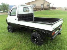 Delivered on July - Star Truck Enterprises, LLC Mini Trucks, Lifted Trucks, Mini 4x4, Suzuki Carry, Mini Camper, Four Wheelers, Truck Bed, Trucks For Sale, Monster Trucks