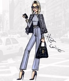Style in the City by Hayden Williams: 'Business Minded'