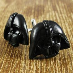 Hey, I found this really awesome Etsy listing at http://www.etsy.com/listing/89724237/darth-vader-inspired-cufflinks