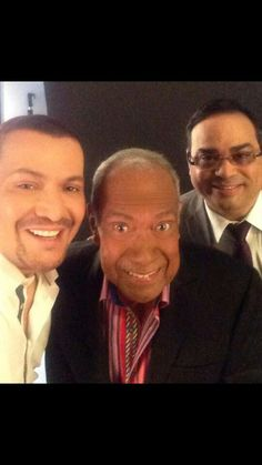 Victor Manuelle, Cheo y Gilberto que trio. April 19, 2014 Puerto Rico History, Latin Music, Music Industry, Salsa, Dance, Classic, Truths, Musica, Orchestra