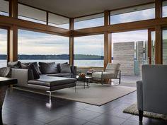 Hat Island Residence by Bjarko   Serra Architects