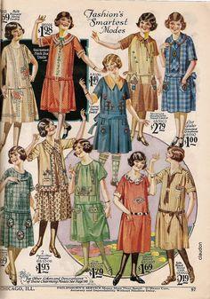 Spring-summer 1925 catalog