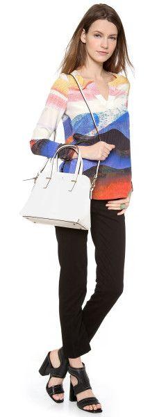 Beige Maise Cross Body Bag